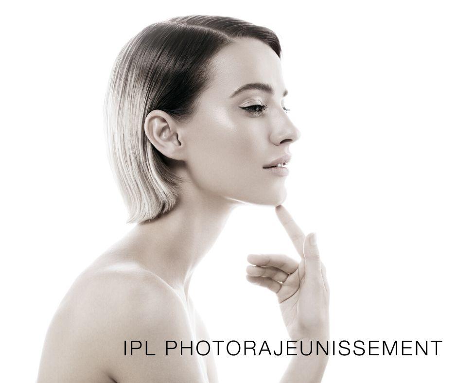 IPL PHOTORAJEUNISSEMENT